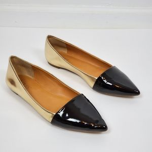 J. CREW Women's Pointy toe flats Shoes Size 7.5